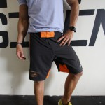 MMA-Shorts-Orange-Black-Graphic-Front