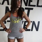 Womens-grey-yellow-racerback-front